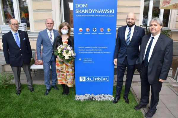 Dom Skandynawski -Scandinavian Meeting Point Szczecin is open